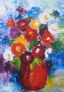 fleures estivales